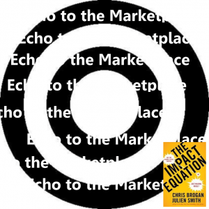 Echo to the marketplace | #impacteq