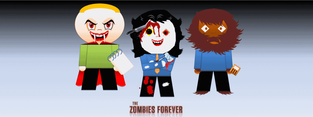 The Zombies Forever Tabletop Game